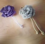 Κρεμαστό λουλούδι με κορδόνι