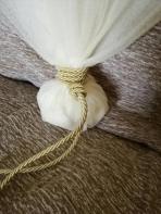 Τούλινη με δέσιμο λαιμό κορδόνι