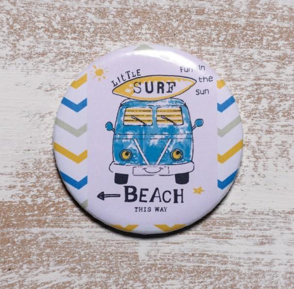 Kονκάρδα  παραλία με σέρφινγκ μπομπονιέρα βάπτισης