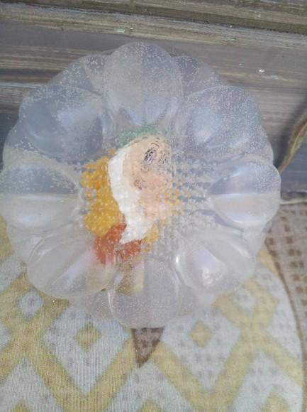 Νέα μπομπονιέρα βάπτισης νάνος με την Χιονάτη σαπουνάκι