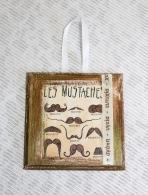 Μικρός Κύριος με μουστάκι σε καδράκι