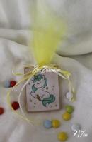 Καδράκι Μονόκερος μαγνητάκι