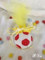 Κεραμικό μπάλα ποδοσφαίρου Ολυμπιακός