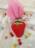 Κεραμικό φράουλα σμάλτο