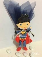 Superman με σμάλτο κεραμικό