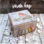 Η Sarah Kay σε ευχών κουτί