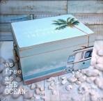 Free ocean κουτί ρούχων