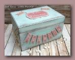 Η Πριγκίπισσσα κουτί βαπτιστικών ρούχων
