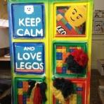 Με τα Lego νέο κουτί ντουλάπα ρούχων