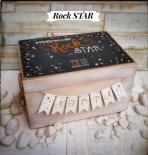 Rock-star κουτί ρούχων