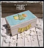Τα φρούτα σε ευχών κουτί