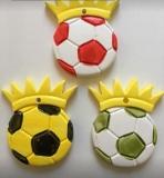 Μπάλες ποδοσφαίρου κεραμικά με σμάλτο