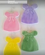 Φορεματάκια κεραμικά με μαγνητάκι