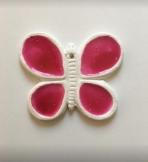Κρεμαστή πεταλούδα κεραμική