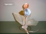 Μπαλόνια μεταλλικά σε σταντ