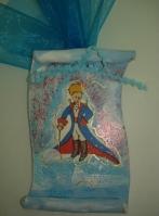 Ο Μικρός Πρίγκιπας σε καδράκι κεραμικό