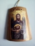 Άγιος Ιωάννης Πρόδρομος σε κεραμίδι