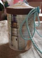 Κερί πατίνα-ντεκουπάζ Φάρος