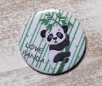 Κονκάρδα Panda αρκουδάκι