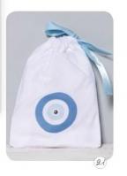 Σακίδιο πλάτης με θέμα μάτι μπλε