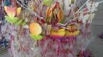 Πεταλούδες-μαργαρίτες πολύχρωμες κεραμικές