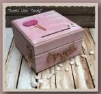 Τα γλειφιτζούρια για κουτί με ευχές