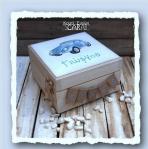Φανταστικό κουτί ευχών με τον σκαραβαίο