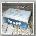 Ο Χιονάνθρωπος σε κουτί ευχών