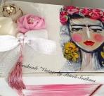 Frida Kahlo κουτί ρούχων βάπτισης
