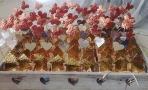 Υπέροχο σταντ με σπιτάκι, καρδούλα και πεταλούδα